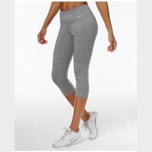Nike Dri-Fit Legend High Rise Cotton Capri Legging